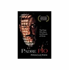 DVD PADRE PIO - MIRACLE MAN