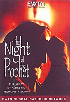 DVD PADRE PIO - NIGHT OF THE PROPHET