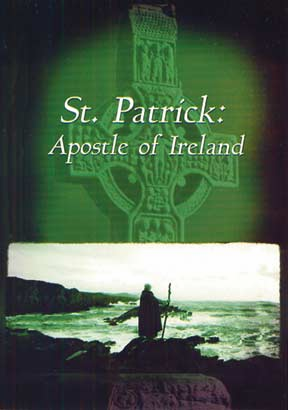 DVD ST. PATRICK - APOSTLE OF IRELAND