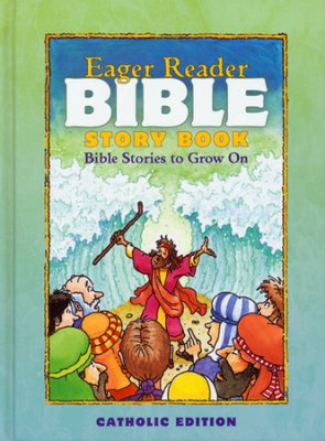 EAGER READER BIBLE STORYBOOK