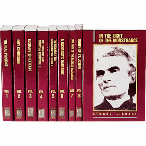 EYMARD LIBRARY VOL 1- 9 COMPLETE SET
