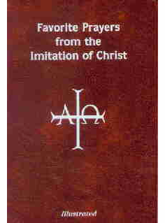 FAVORITE PRAYERS FROM THE IMITATION OF CHRIST