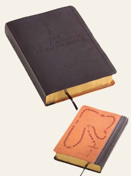FIRESIDE NEW CATHOLIC ANSWER BIBLE - LIBROSARIO