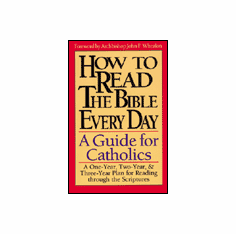 HOW TO READ THE BIBLE EVERY DAY