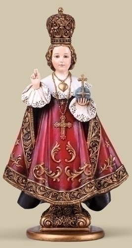 INFANT OF PRAGUE STATUE 10""