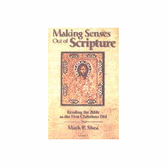MAKING SENSES OUT OF SCRIPTURE
