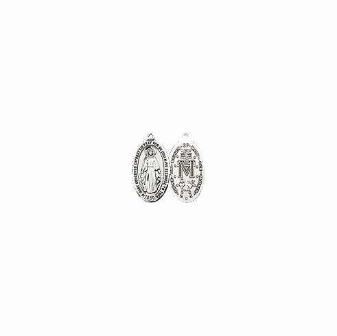 MIRACULOUS MEDAL - STERLING SILVER