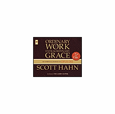 ORDINARY WORK, EXTRAORDINARY GRACE - AUDIOBOOK