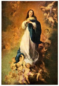 OUR BLESSED VIRGIN MARY