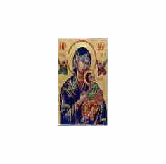 OUR LADY (HOLY CARDS)
