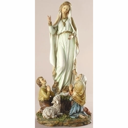 OUR LADY OF FATIMA - 12""