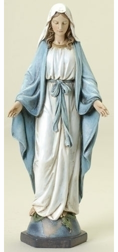 OUR LADY OF GRACE - 10.5""