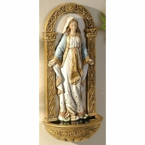 """OUR LADY OF GRACE - 7.25"""""""