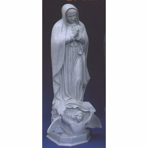 OUR LADY OF GUADALUPE - 24""
