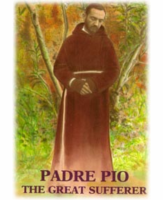 PADRE PIO - THE GREAT SUFFERER
