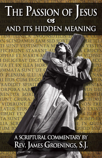 PASSION OF JESUS & ITS HIDDEN MEANING