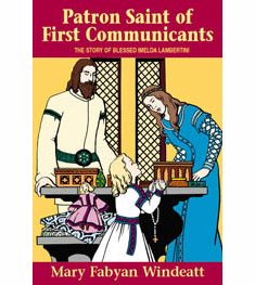PATRON ST. OF 1ST COMMUNICANTS (BL. IMELDA)