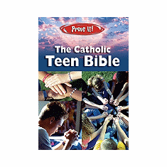PROVE IT ! CATHOLIC TEEN BIBLE NABRE