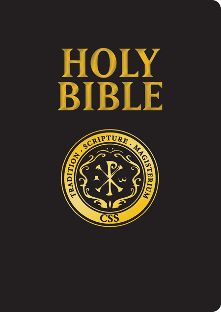 RSV HOLY BIBLE - THE OFFICIAL CSSI BIBLE