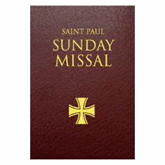 SAINT PAUL SUNDAY MISSAL
