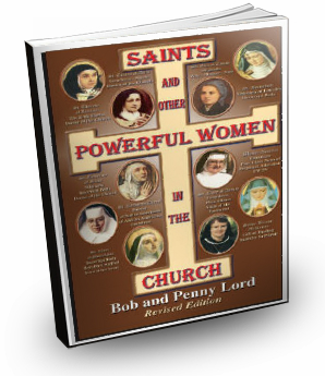 SAINTS AND OTHER POWERFUL WOMEN OF THE CHURCH
