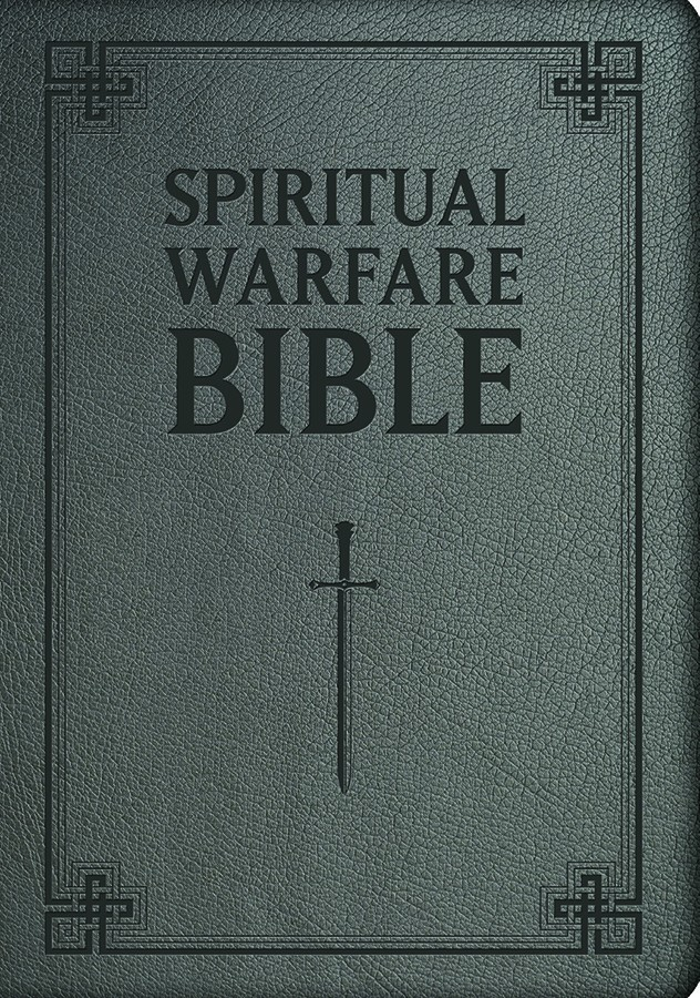 SPIRITUAL WARFARE BIBLE-RSV/CE