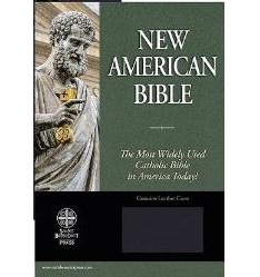 ST. BENEDICT NEW AMERICAN BIBLE REVISED - ULTRASOFT