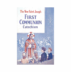 ST.JOSEPH FIRST COMMUNION CATECHISM (#0)