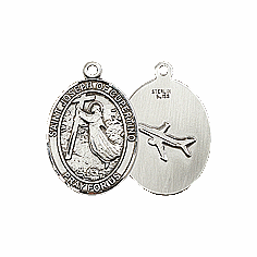 ST. JOSEPH OF CUPERTINO - STERLING SILVER