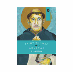 ST. THOMAS AQUINAS - THE DUMB OX