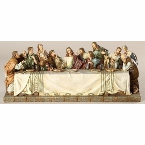 THE LAST SUPPER - 11.25""
