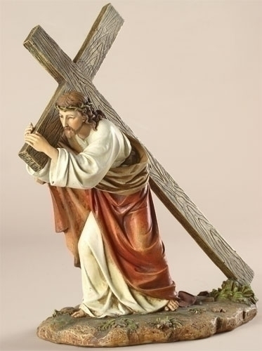 WAY OF THE CROSS - 11""