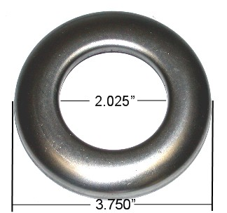 Axle Yoke Dustshield