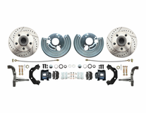 B & E Body Disc Brake Conversion Kits
