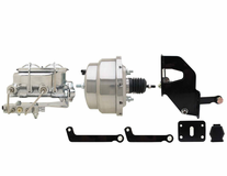 Brake Booster Conversion Kits, Stainless Steel
