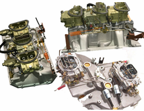 Carb & Manifold Packages