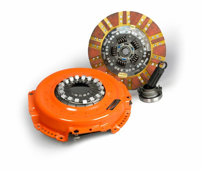 Centerforce Dual Friction Clutches - (1 Left)