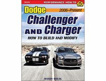 Dodge Challenger and Charger: 2006-Present
