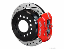 Dynapro Low-Profile Rear Parking Brake Kits