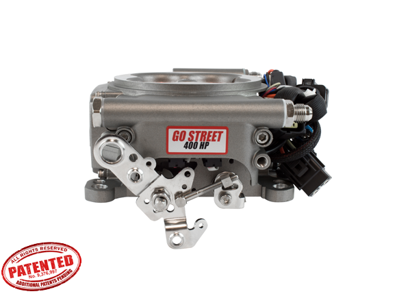 Fitech - Go Street 400HP Fuel Injection on