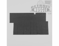 "Fuel Gas Tank Pad Insulation - .090"" Rubber"