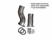 Hooker Pre-Fabricated Adapters