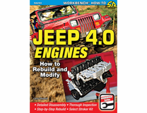 Jeep 4.0 Engines, How to Rebuild and Modify