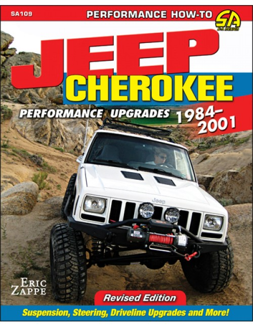 Jeep Cherokee XJ Performance Upgrades