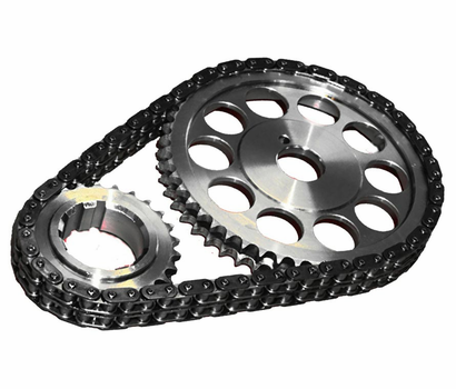 Timing Chain Set, Double Roller - (5 Left)
