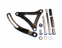 Chrome Alternator Bracket Kit - Big Block