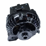 Mancini Racing Chrome Squareback Alternator