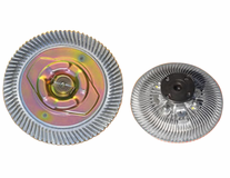 Mancini Racing Restoration Fan Clutch with A/C