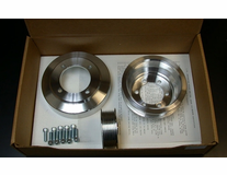 March / Mopar Magnum Billet Pulley Set