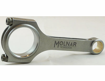 "Molnar H-Beam Rod Set - Stock Length w/ .984"" Pin"